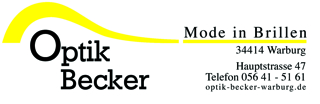 Logo Becker Optik